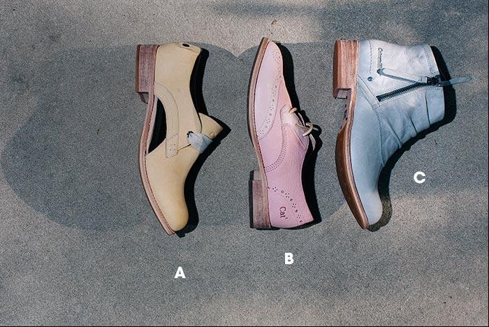 Kay Shoe | Reegan Shoe | Irenea Shoe