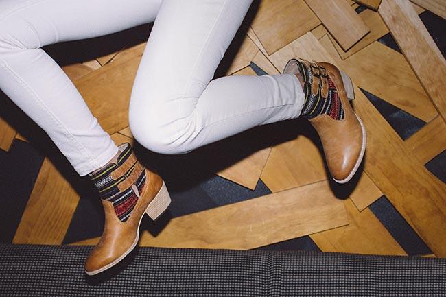 Willa Canvas Boot