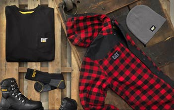 Workwear | Comfort on, or off the job.