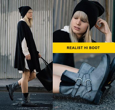 Realist Hi Boot