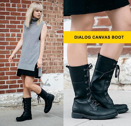 Dialog Canvas Boot