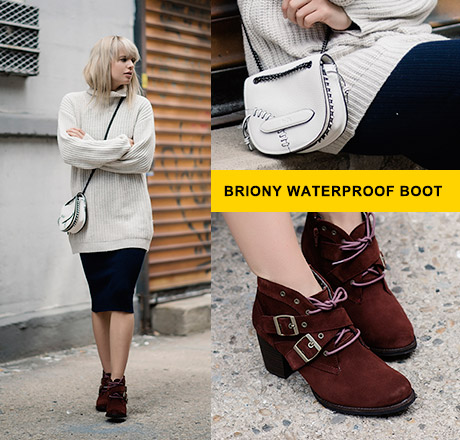 Briony Waterproof Boot