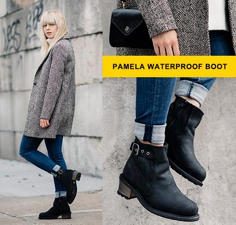 Pamela Waterproof Boot