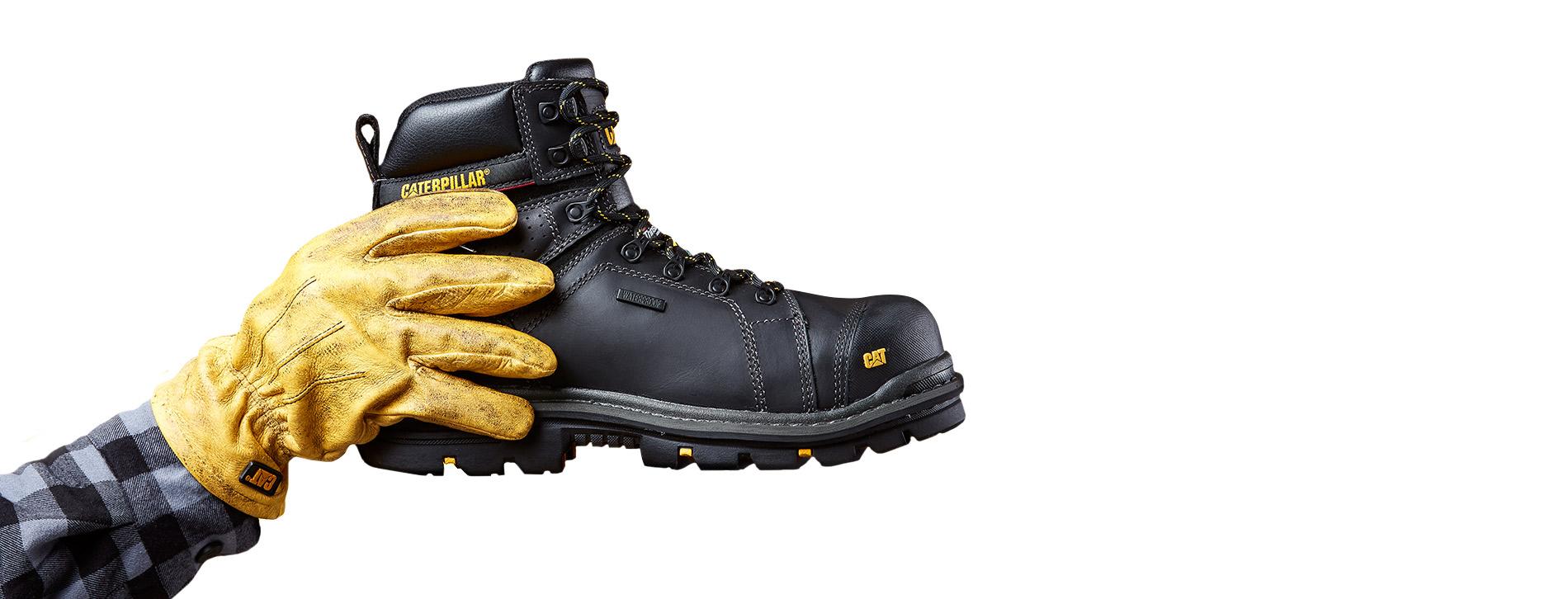 0d75f523b01c31 Caterpillar Work Boots - Comfortable Work Shoes