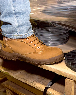 51cdc45efa15 Caterpillar Work Boots - Comfortable Work Shoes   CAT Footwear