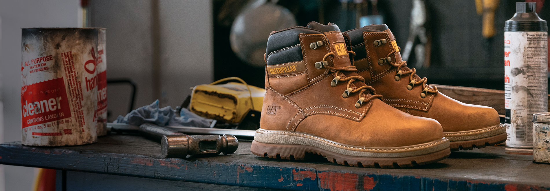 6c6d24f437c Caterpillar Work Boots - Comfortable Work Shoes | CAT Footwear