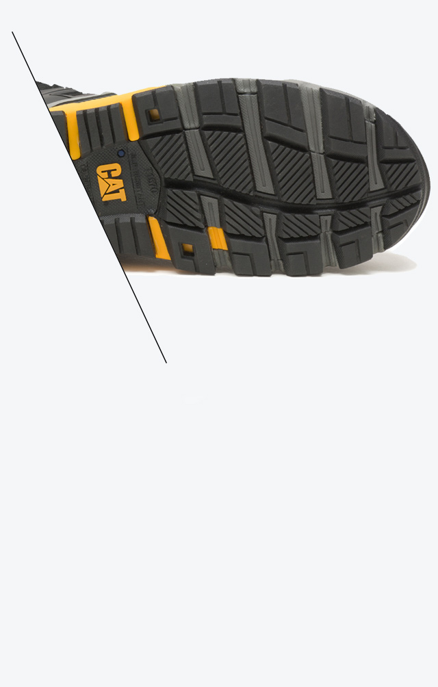 CAT Edge boot (bottom / sole).