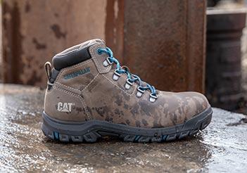 804b79675bd Caterpillar Work Boots - Comfortable Work Shoes | CAT Footwear