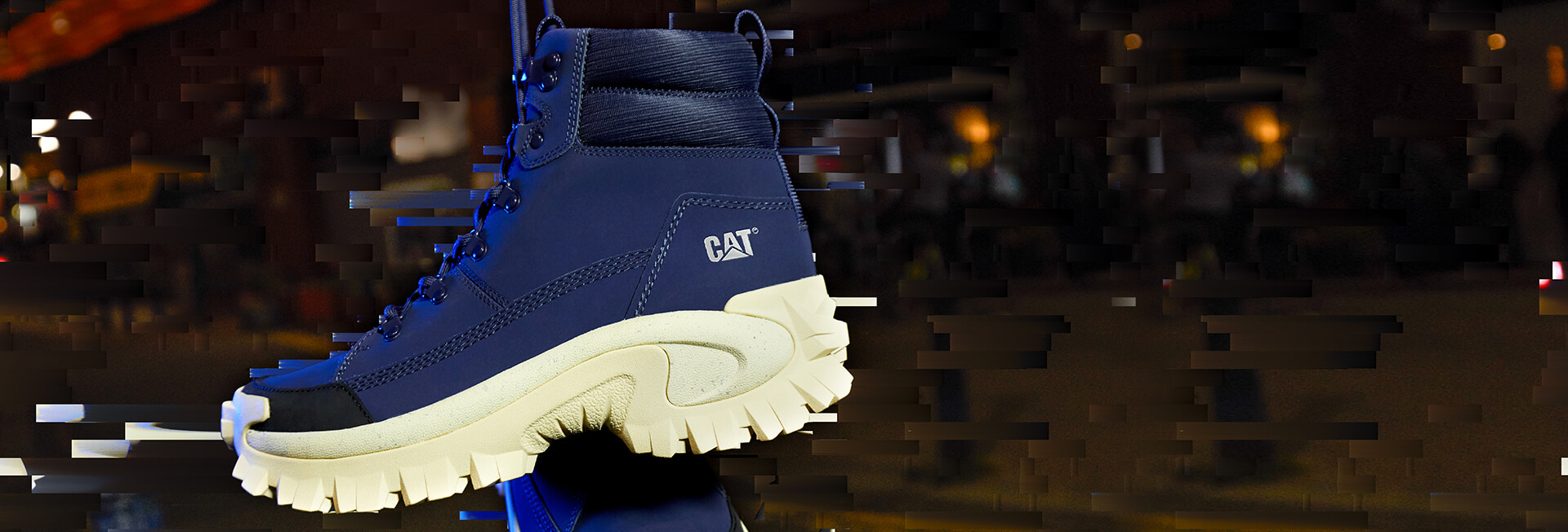 CAT Footwear Re Powered