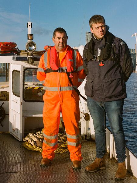 Thames Workboat Services