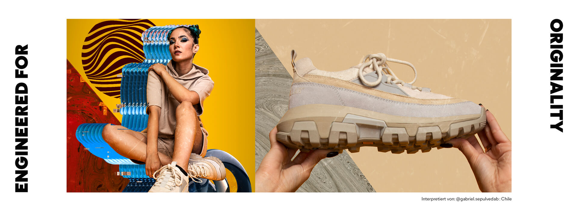 CAT Footwear | RePowered