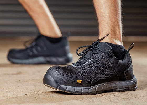 CAT Footwear UK Rugged boots and shoes