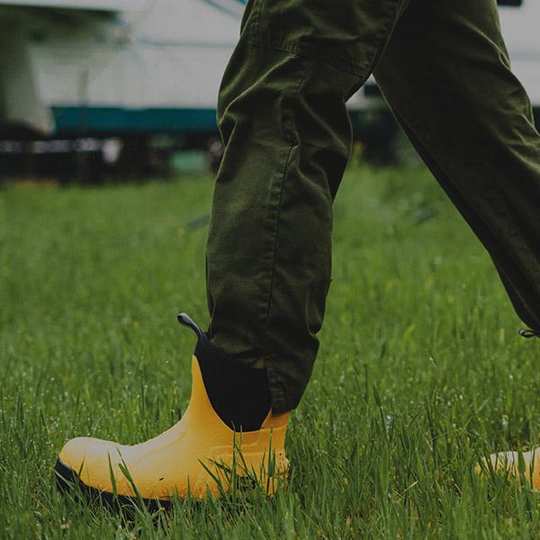 Boot Tread