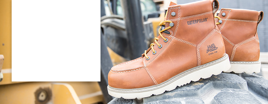 a504ec6ddd1 Work Boots for Men - Shop Best Work Boots | Cat Footwear