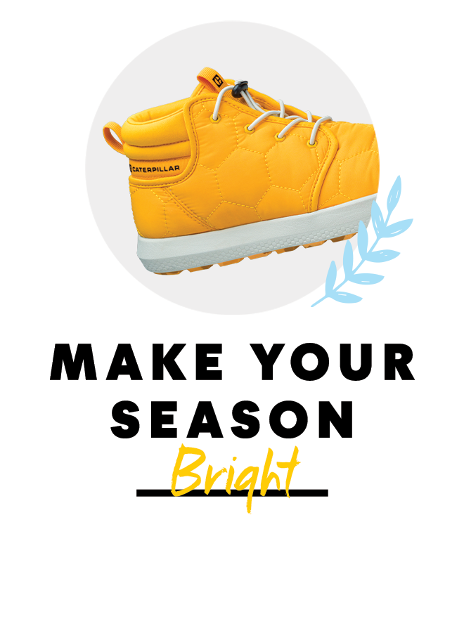 Yellow Code Shoe