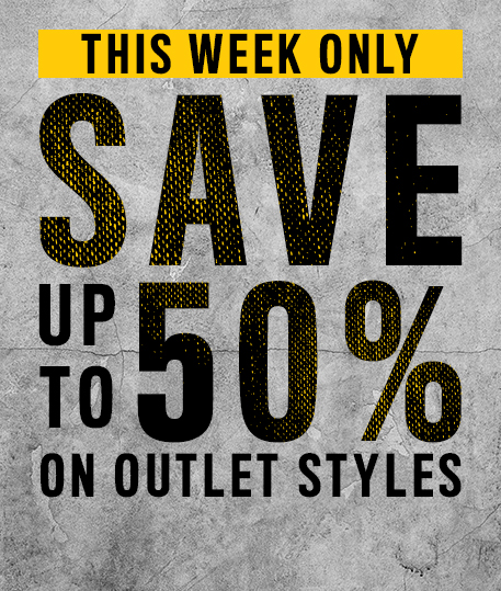 Save 50% On Over 40 Styles