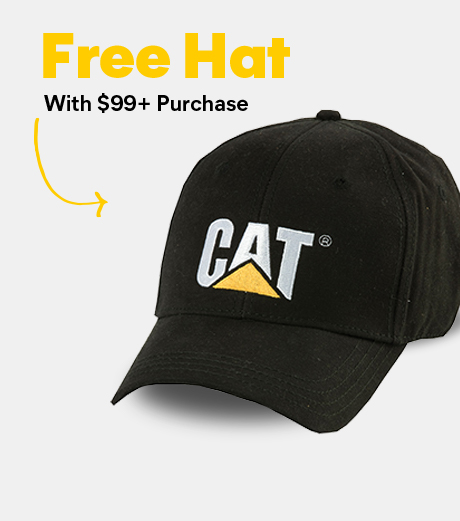 Free Hat with $99+ purchase