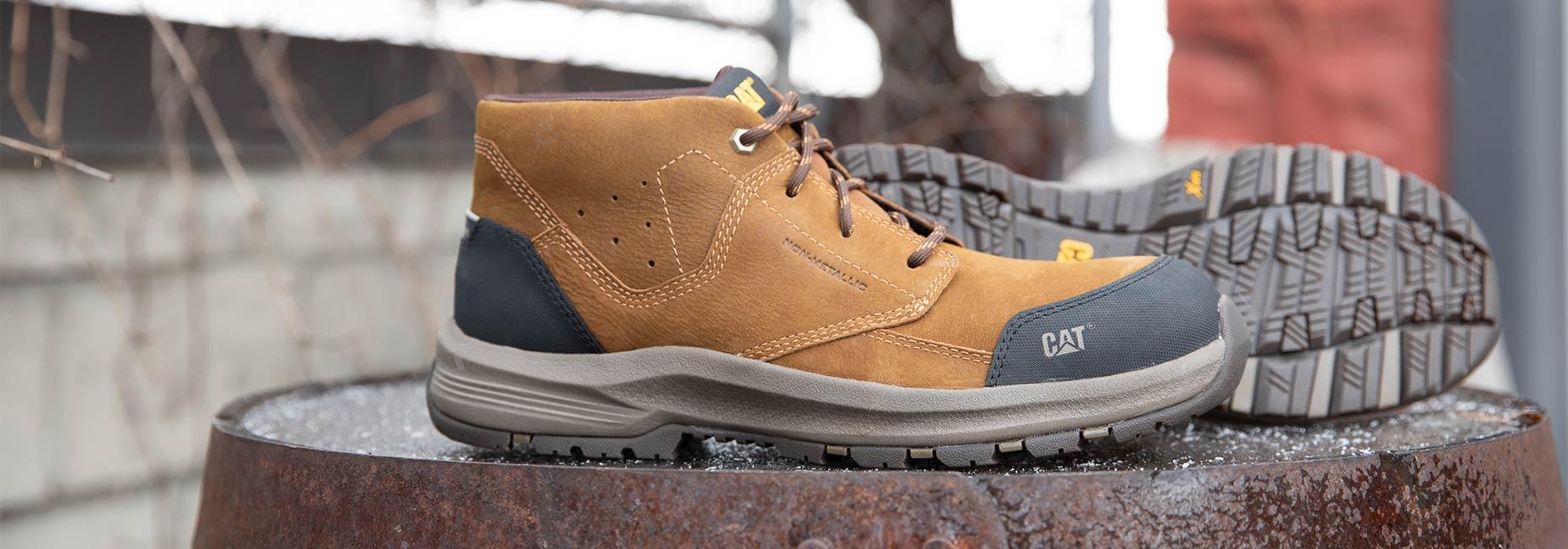 639e1693bc Men's Work Boots - Shop Work Shoes For Men | Cat Footwear
