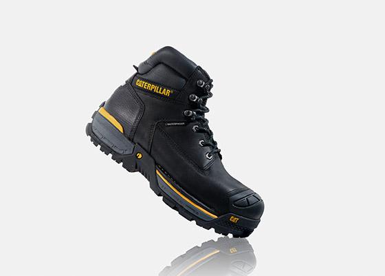 Caterpillar Work Boots - Comfortable Work Shoes | Cat Footwear