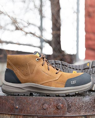 708bfd907037 Caterpillar Work Boots - Comfortable Work Shoes