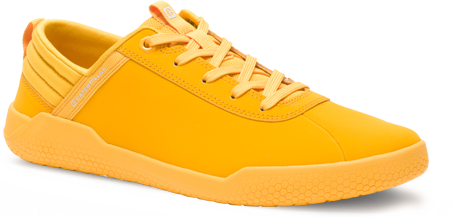 Hex Shoe in Yellow
