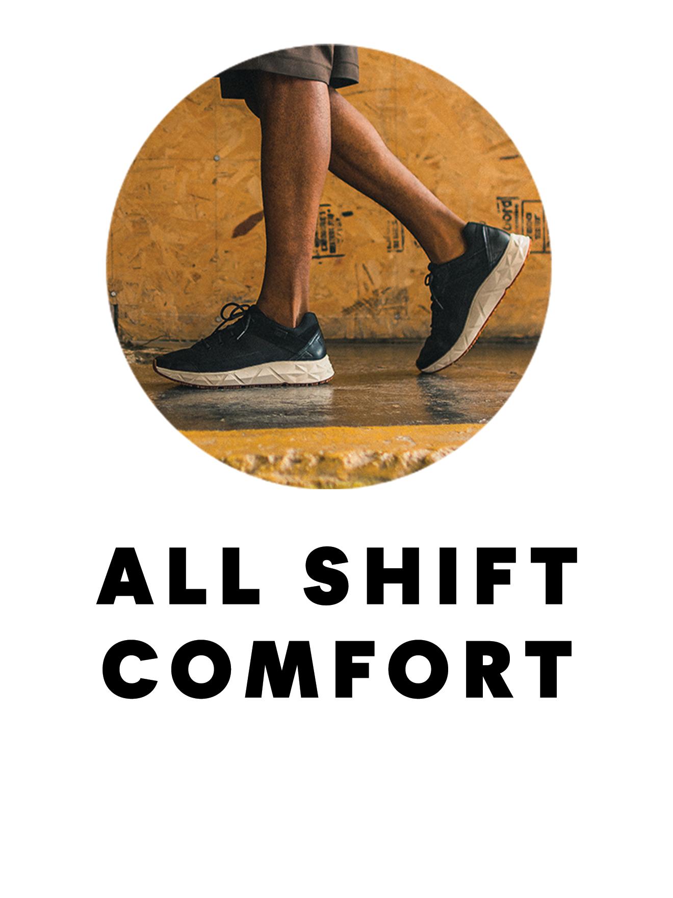 Pro Rush Shoe.