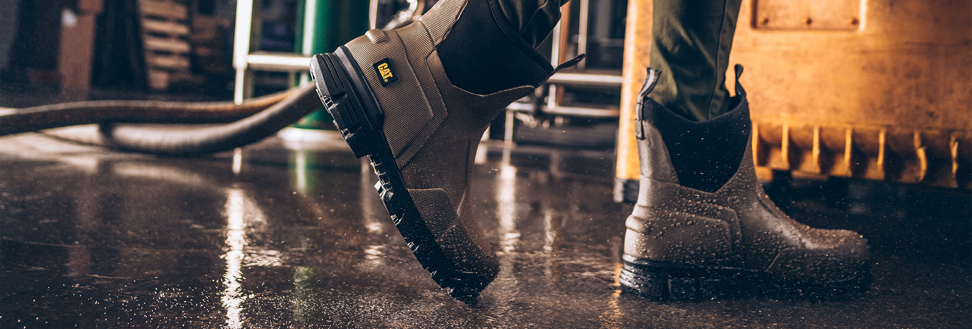 26df8fe81847 Caterpillar Work Boots - Comfortable Work Shoes