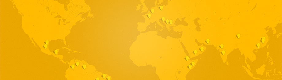 Global Distributors international store locator