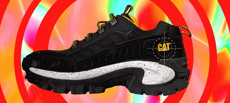 Cat Intruder shoe.