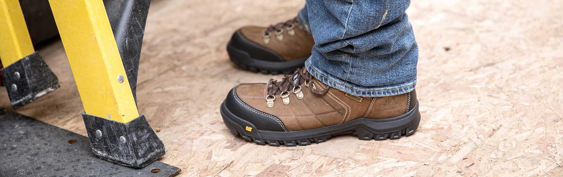 d5e99b52066 Threshold Waterproof Steel Toe Work Boot