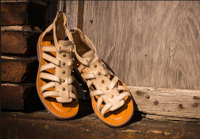 Stare-Worthy Sandals