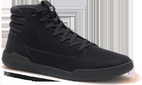 Hex Hi Shoe in Black