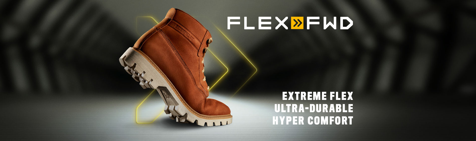 FlexFWD - Extreme Flex Ultra-durable Hyper Comfort