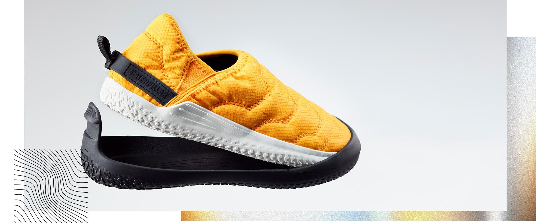 Cat Crossover shoe.
