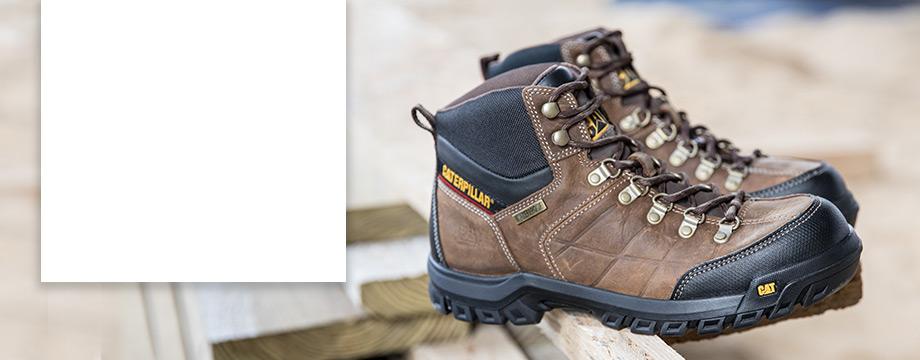 Work Boots For Men Shop Best Work Boots Cat Footwear
