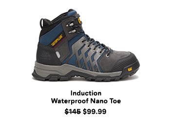 Induction Waterproof Nano Toe $99.99