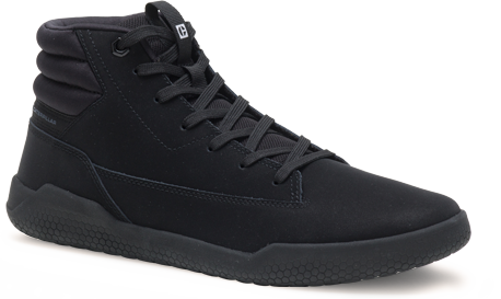 Hex Hi Shoe in Black