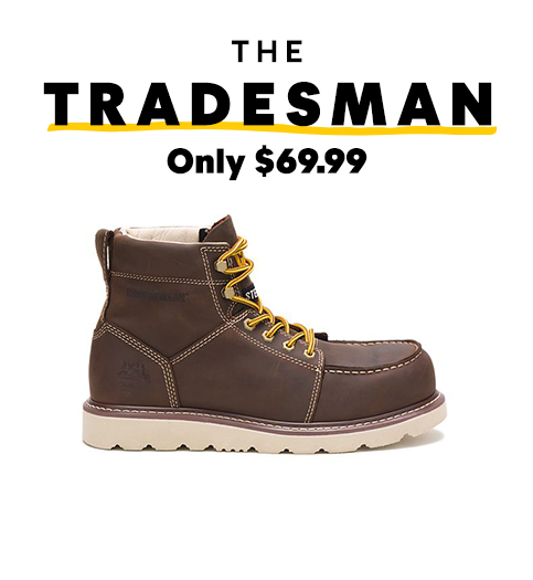The Tradesman, only $69.99.