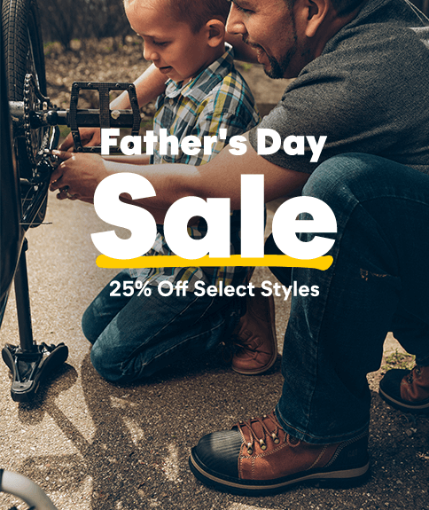 Father's Day Sale | 25% Off Select Styles