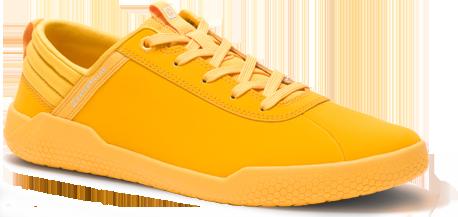 Hex Shoe in Yellow
