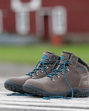 a607c3043d Caterpillar Work Boots - Comfortable Work Shoes