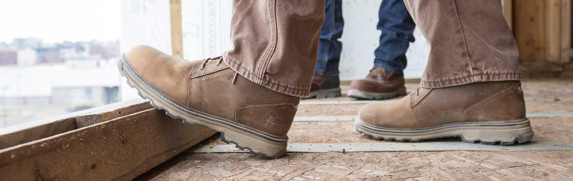 40973cd7a31 Parker Steel Toe Work Boot