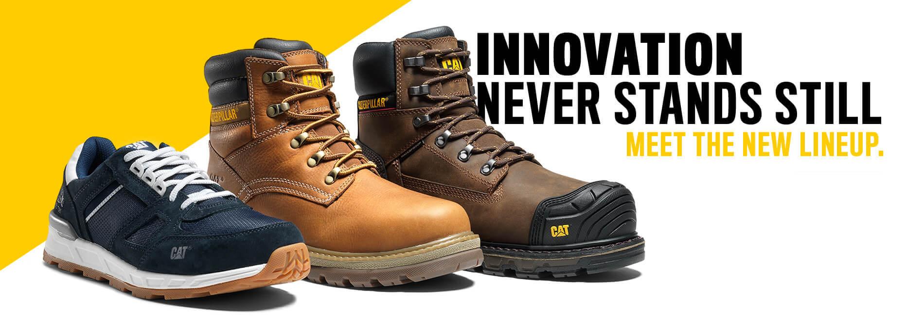 Innovation never stands still. Meet the new lineup.