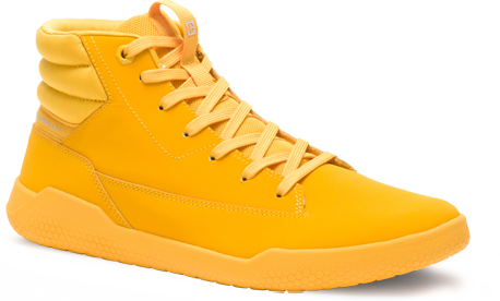 Hex Shoe in Cat Yellow